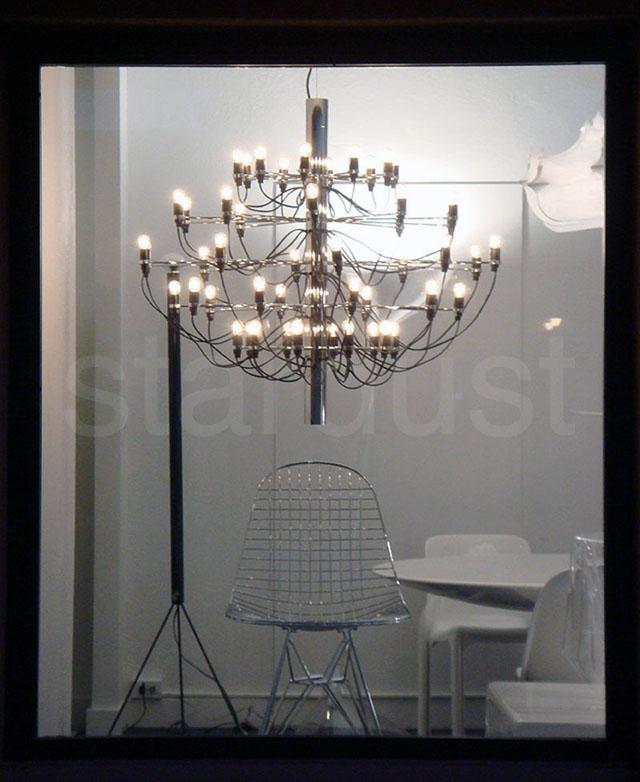 Gino Sarfatti 2097 Flos Light