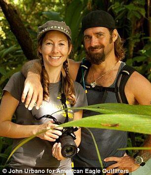 Mateo & Erica Hogan fundadores da comunidade Finca BellaVista