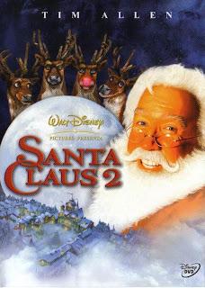 Santa Clausula 2 / Santa Claus 2 Poster