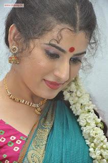 Actress-Archana-in-Saree
