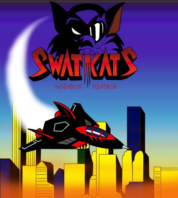 innovation: SWAT KATS WALLPAPERS