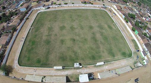 """Estádio """"O Chicão"""""""