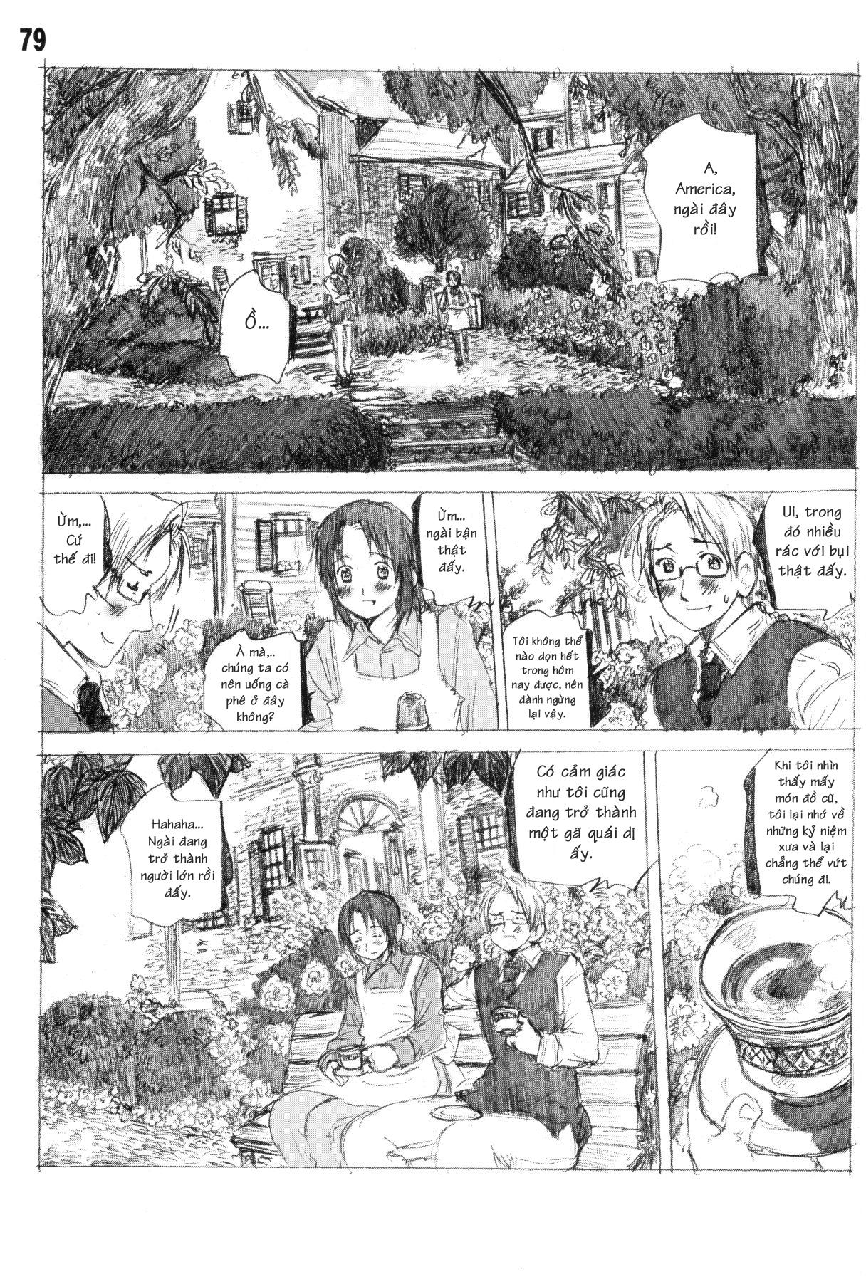 Axis Powers Hetalia chap 5 - Trang 8