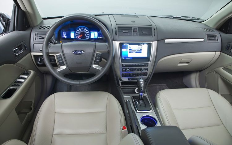 Lovely 2010 Ford Fusion Interior Amazing Ideas