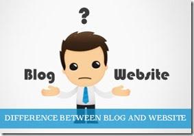 10 Perbedaan Antara Blog Dan Website