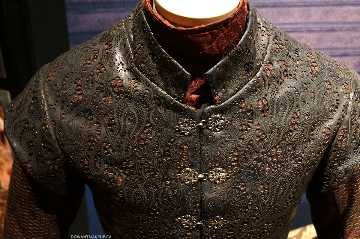 Game of Thrones 2014 exhibit