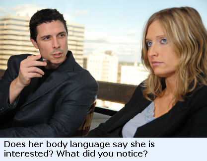 read his body language flirting We got the expert advice on how to read body language if their feet are pointed in the direction of the nearest exit, you may need to take your flirt elsewhere.