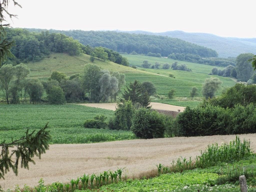 Veelzijdige natuur van Hongarije
