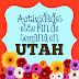 Actividades en Utah Junio 27-29