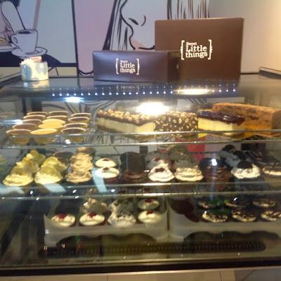 Sweet Little Things, SLT Cafe, Fooda Saversmart, F. Cabahug Street