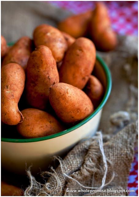 Kipfler Potato