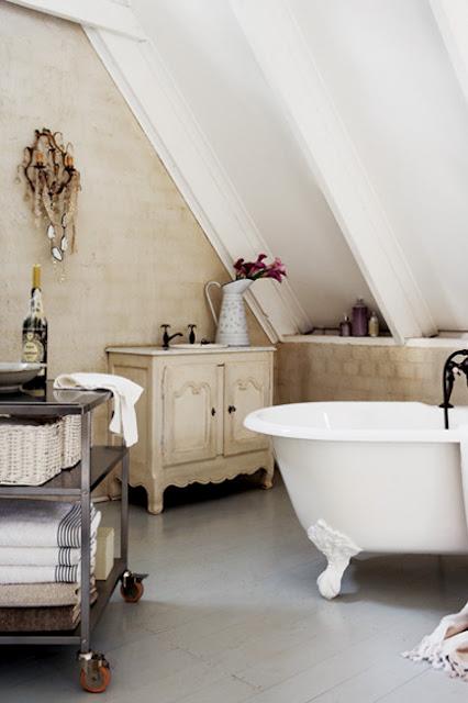Casa da praia inspira o francesa para decorar a casa de for Decorar casa techos bajos