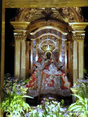 Virgen Guadalupe, Caceres