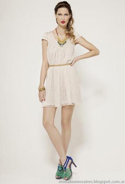 Cambac vestidos moda verano 2013.