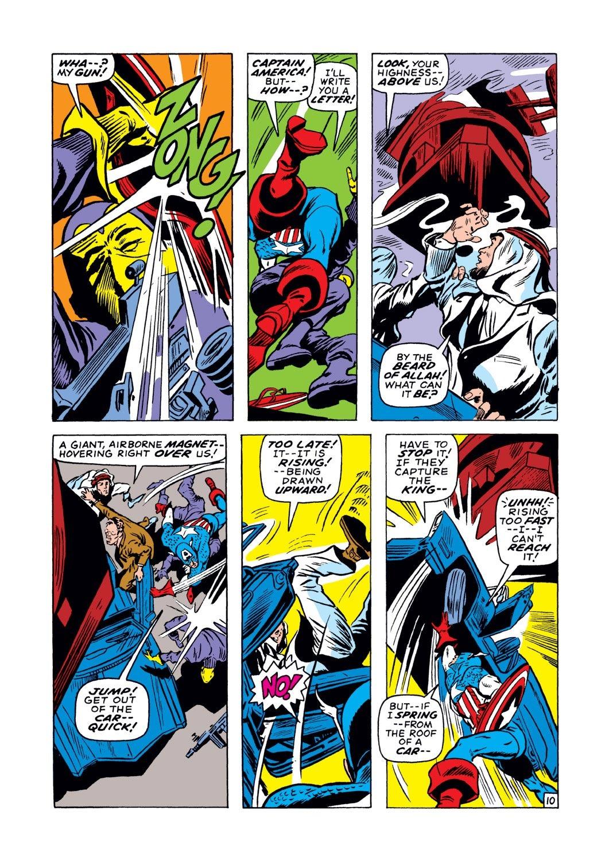 Captain America (1968) Issue #129 #43 - English 11