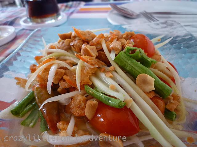 Som Tam, Bangkok, Thailand