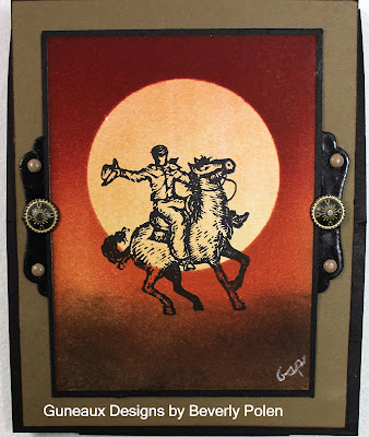 Stampin Up Out West