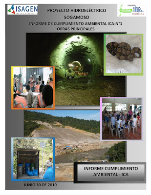 INFORME DE CUMPLIMIENTO AMBIENTAL ICA-N1 OBRAS PRINCIPALES