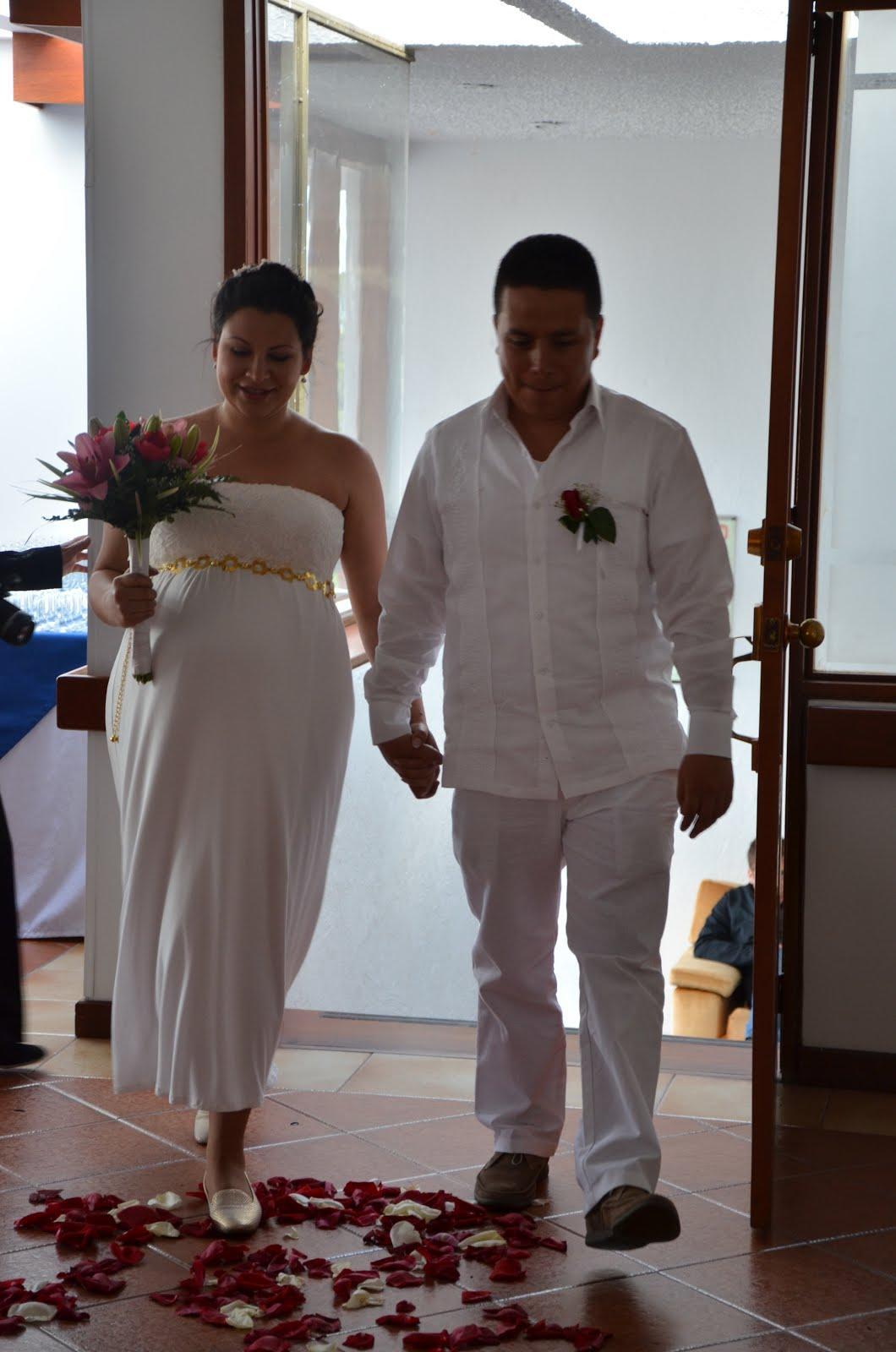 La boda de Julián y Carolina