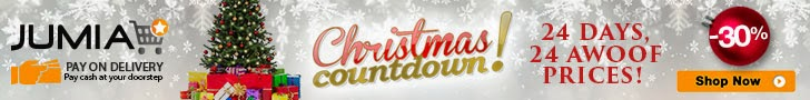 Jumia XMAS COUNDOWN