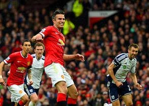 Video Gol Manchester United vs West Bromwich 0-1
