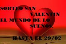 Sorteo San Valentin