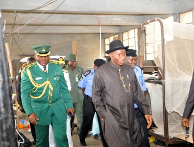 [PRESS RELEASE] Police College: ACN Commends President Jonathan Surprise Visit