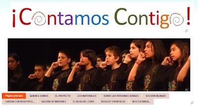 http://cantadconmigo.blogspot.com.es/