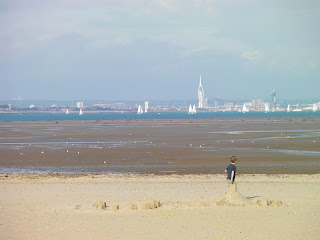 sandcastles on ryde beach isle of wight