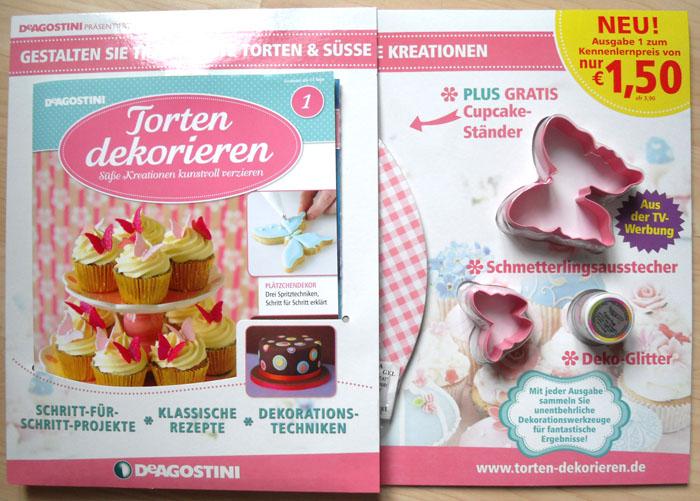 Torten Dekorieren Zeitschrift rehlein backt in torten dekorieren no 1