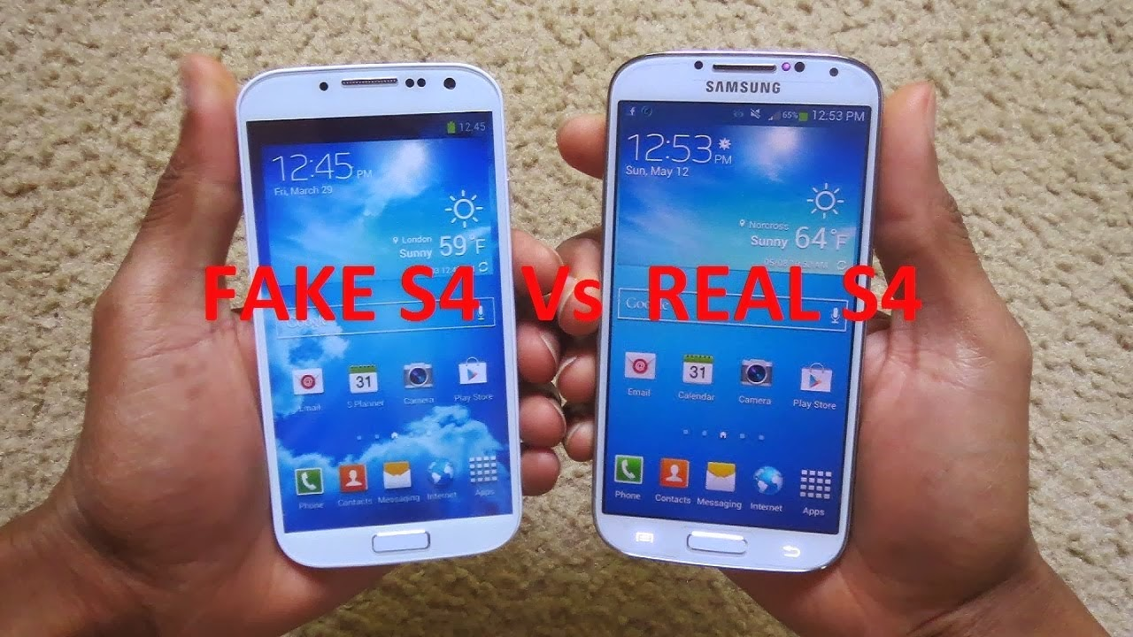 Flashing Samsung Galaxy S4 Replika / Supercopy