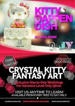 3D Crystal Kitty Workshop