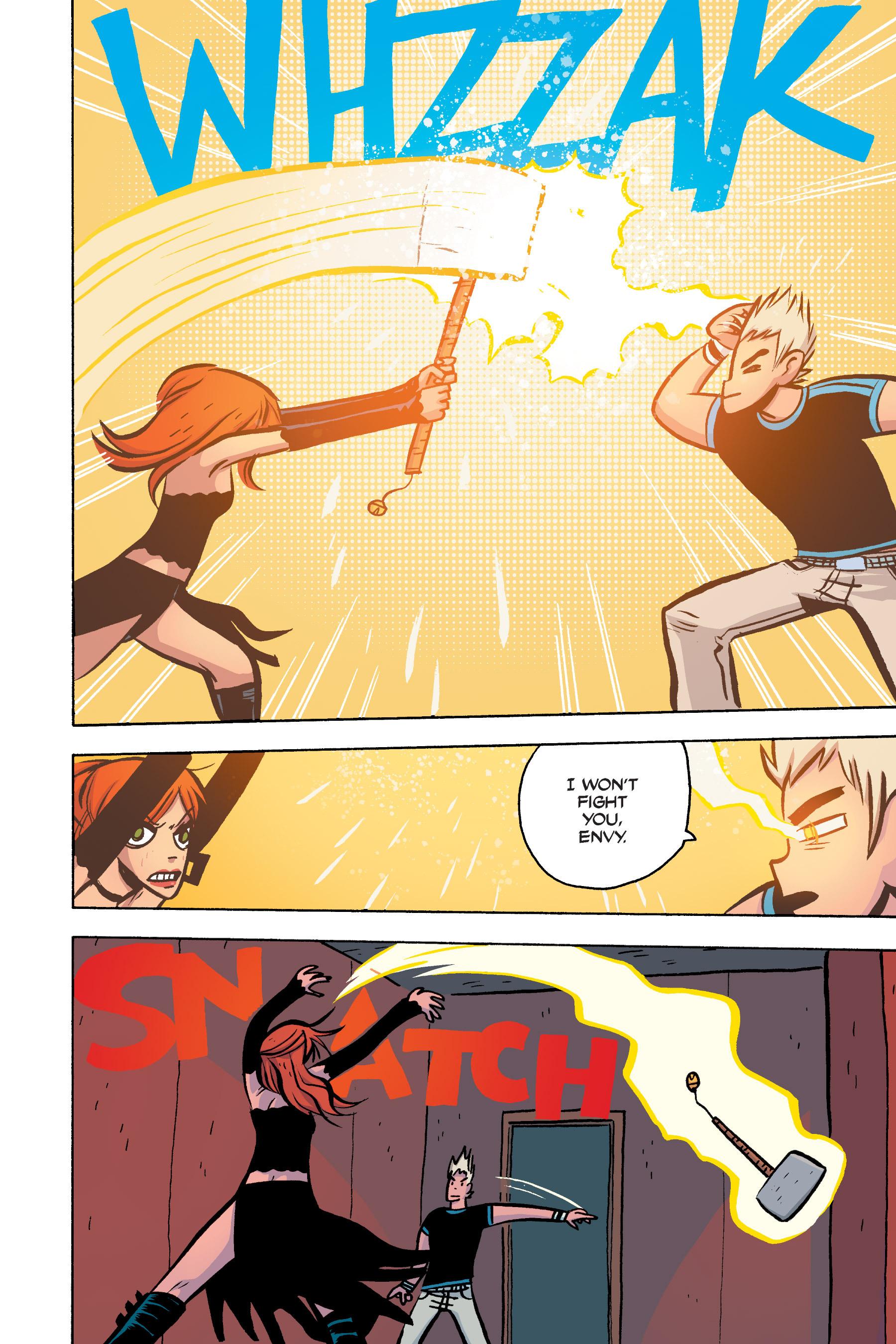 Read online Scott Pilgrim comic -  Issue #3 - 149