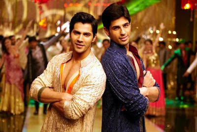 9wnsyh38un4mtfz2.D.0.Varun Dhawan and Sidharth Malhotra Student of the Year Photo Top 10 Indian Heroes and Heroines of 2012!