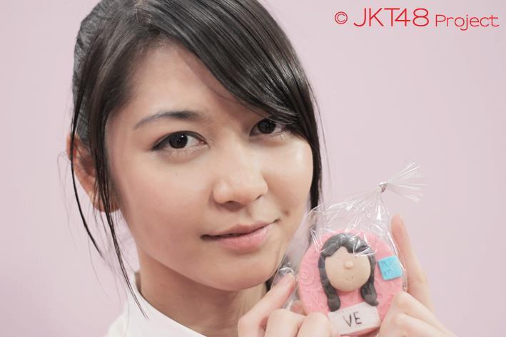 Ve pada JKT48 school episode4