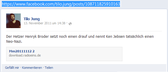 Tilo Jung Post
