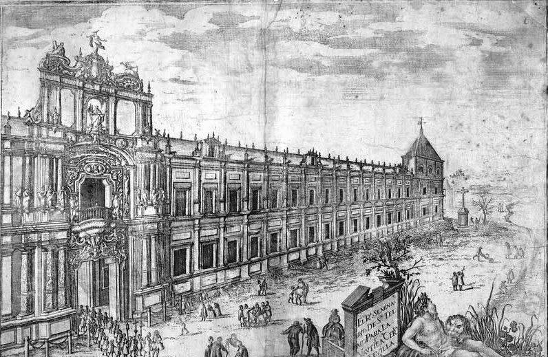 Colegio San Telmo de Sevilla