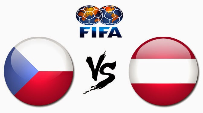 PREVIEW Pertandingan Czech Republic vs Austria 4 Juni 2014 Dini Hari
