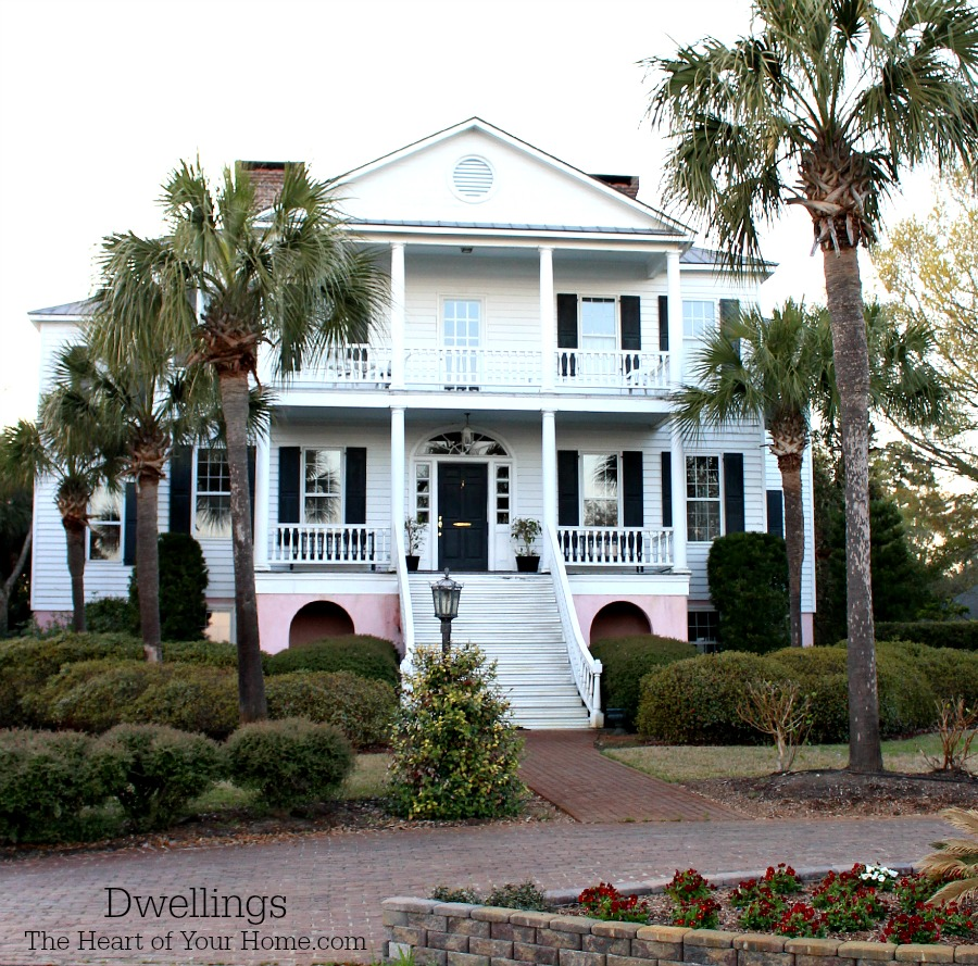 Historic Homes of Georgetown, SC