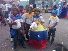 Burra de Sabana Larga y su Grupo