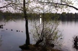 Μυστηριώδες φως καταγράφηκε σε λίμνη της Ρωσίας!!!VIDEO