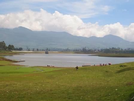 Objek Wisata Situ Cileunca Pangalengan Bandung
