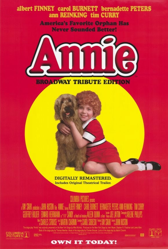 Annie (BRRip HD Ingles Subtitulada) (1982)