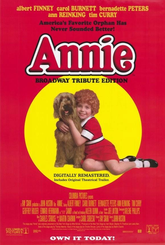 Annie (BRRip HD Ingles Subtitulada) (1982)