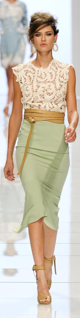 New Fashion Trends: Roberto Cavalli Spring Summer 2015