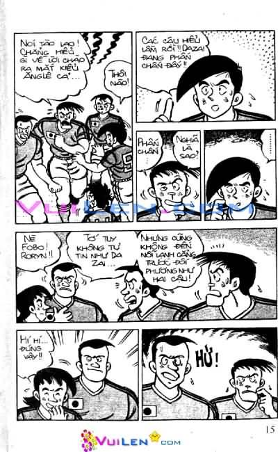 Jindodinho - Đường Dẫn Đến Khung Thành III Tập 32 page 15 Congtruyen24h