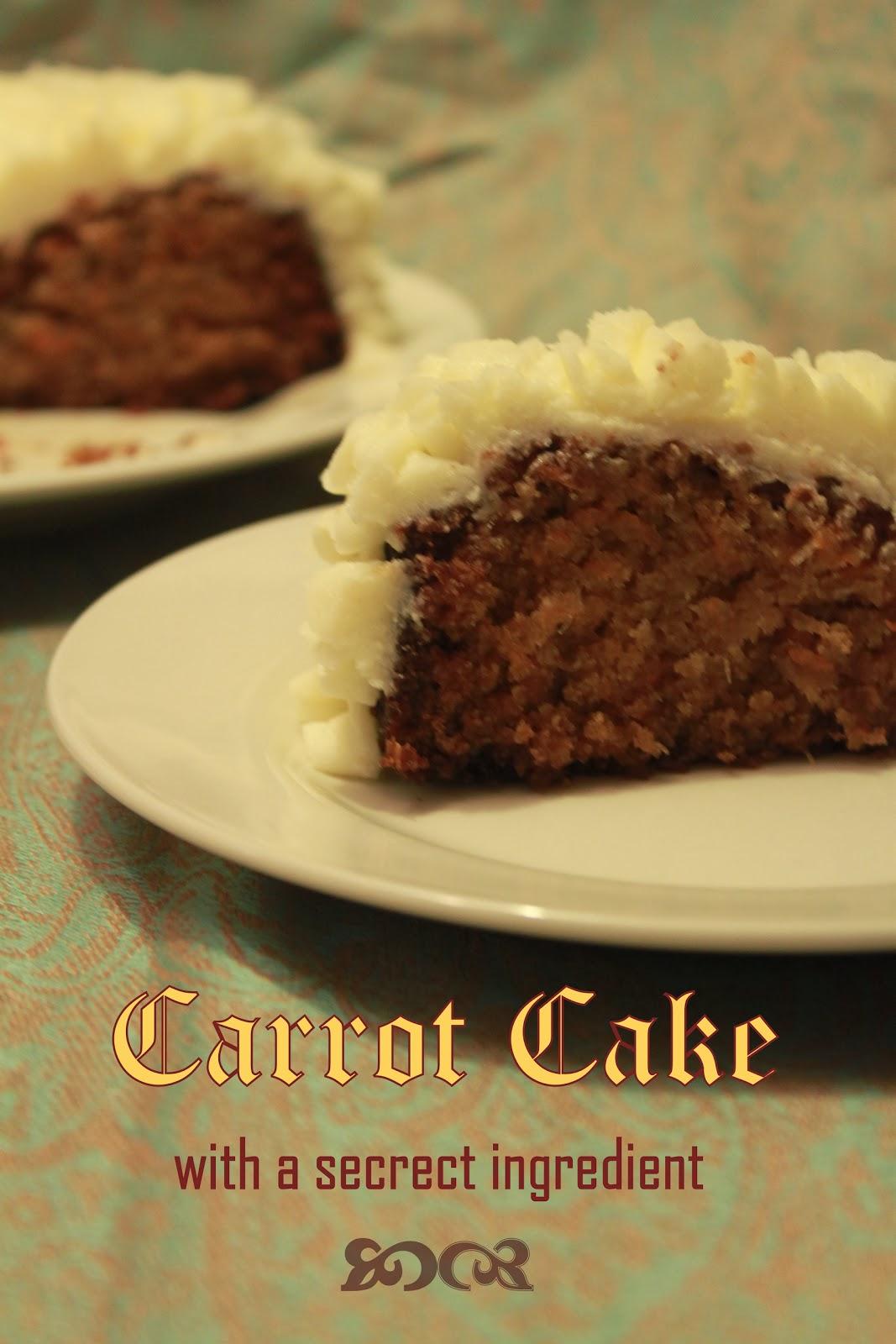 carrot cake kukskitchen
