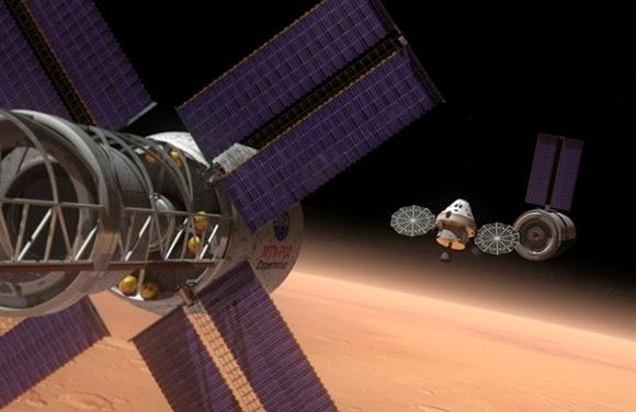 NASA Butuh Strategi Baru Untuk Mengirim Manusia ke Mars