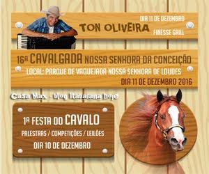 Festa do Cavalo e Cavalgada