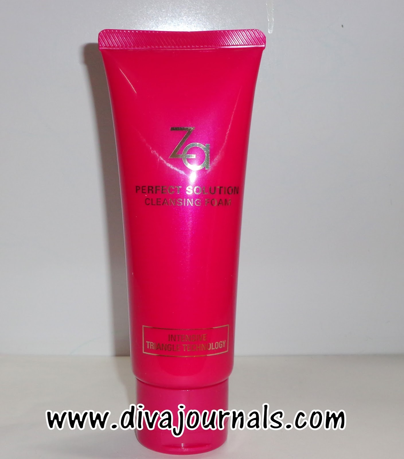 Za Perfect Solution Solution Cleansing Foam